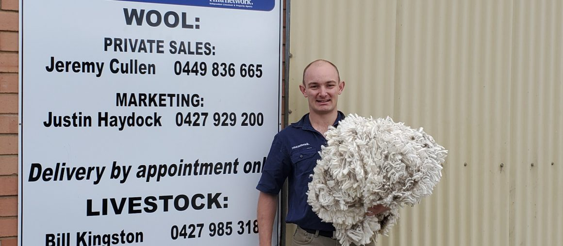 Wool career excites new Westcoast southern representative