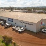 Westcoast builds 'Great Southern land'